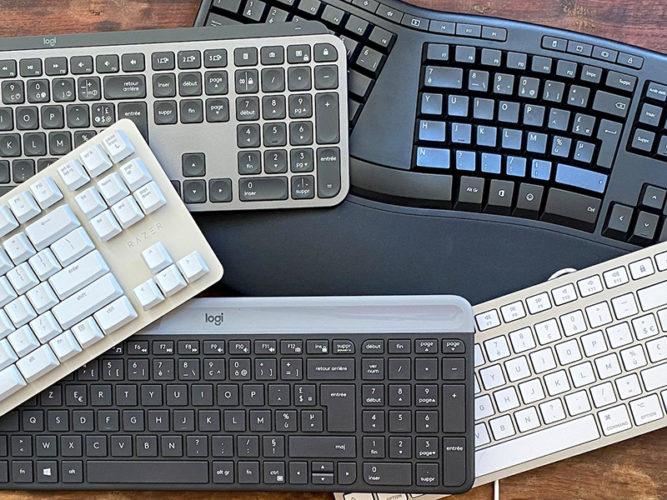 Clavier pour ordinateur : comment le choisir ?